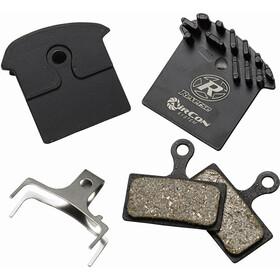 Reverse AirCon Brakepad System for XTR 2012-16 4pc, black